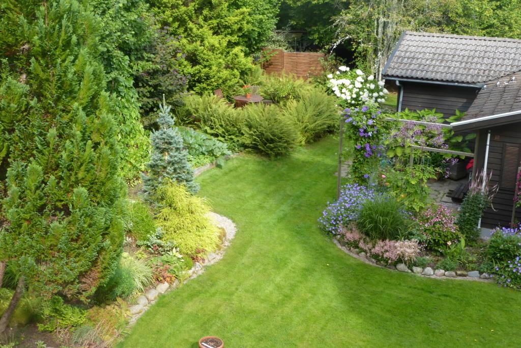 Våga visa din trädgård!